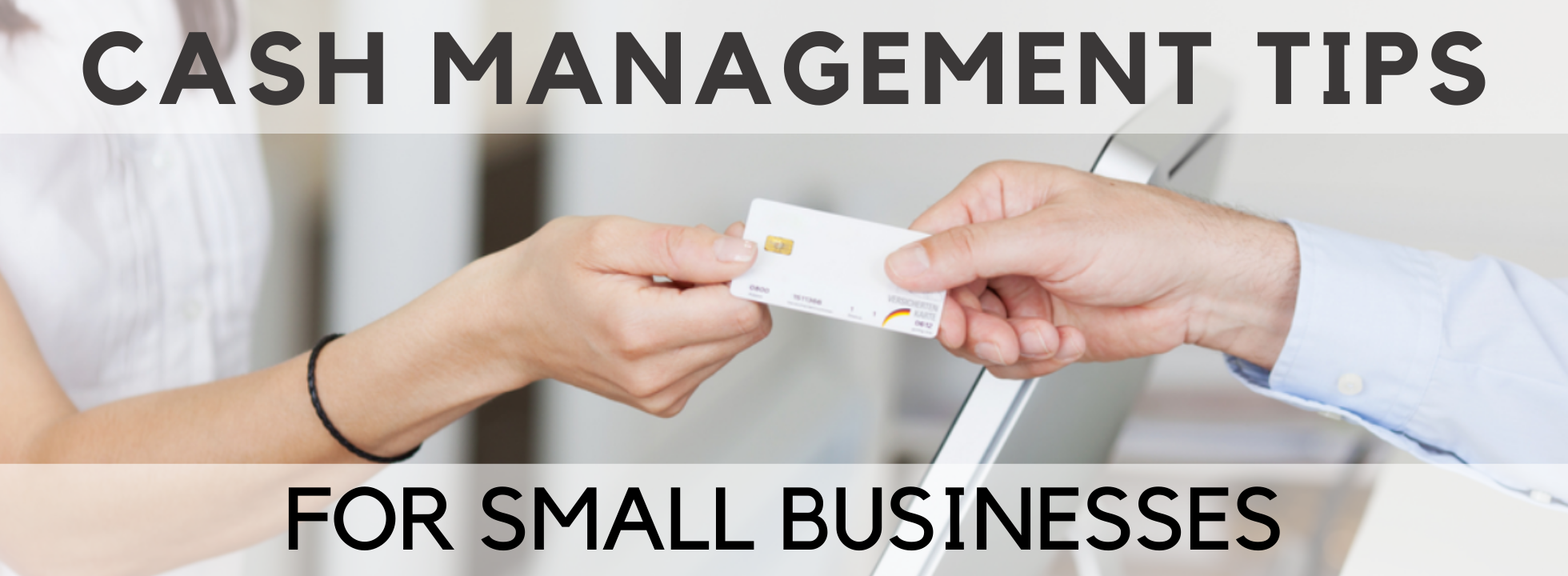 Cash Management Tips