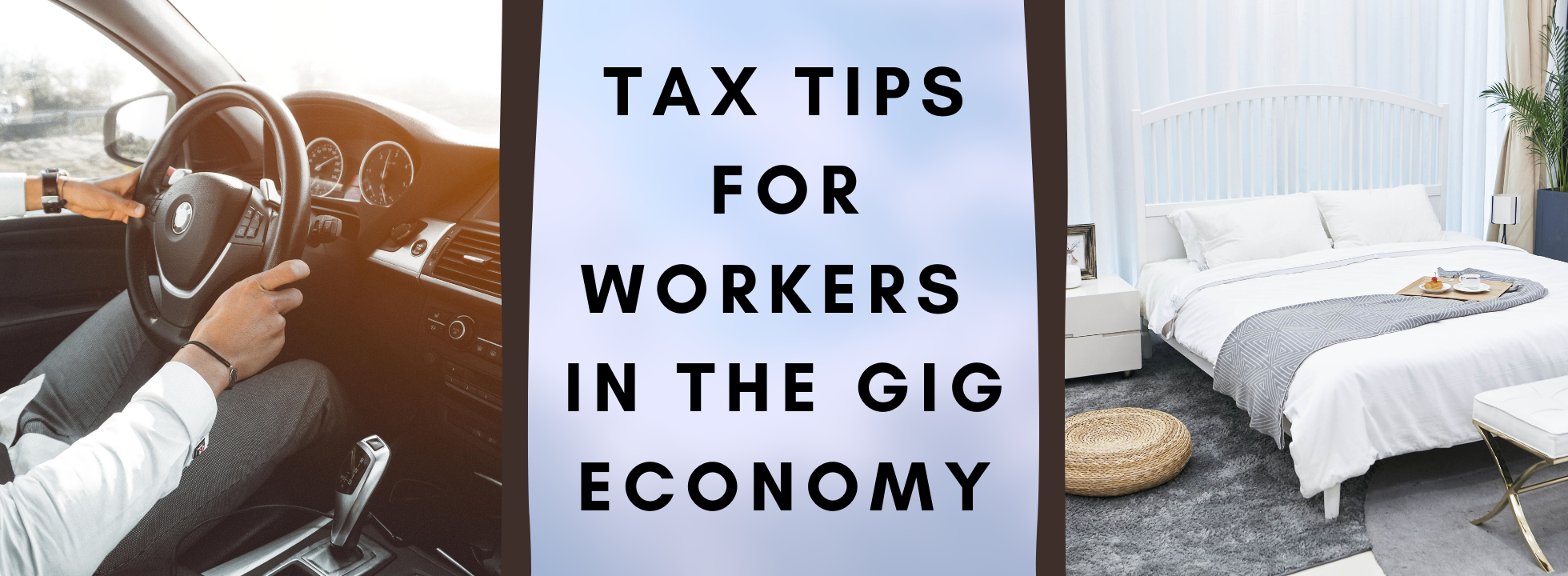 Tax Tips for Workers in the Gig Economy