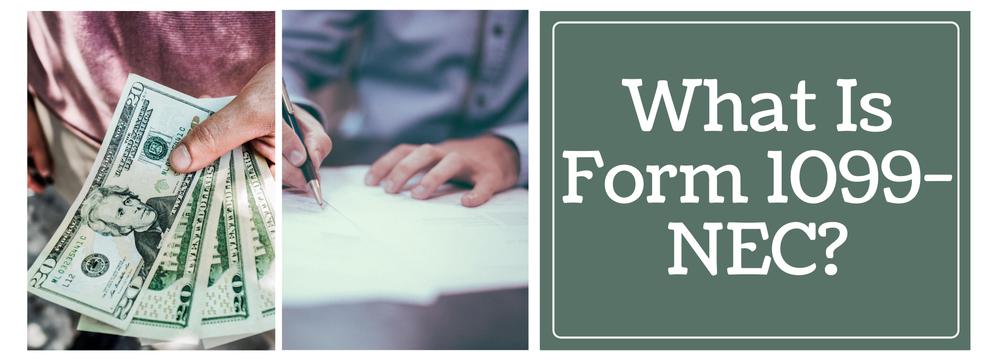 What Is Form 1099-NEC_