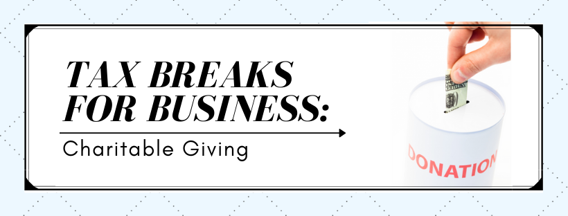 tax breaks for business_